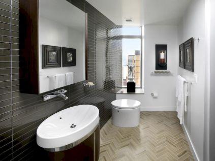 54 Amazing Small Bathroom Remodel Ideas (1)
