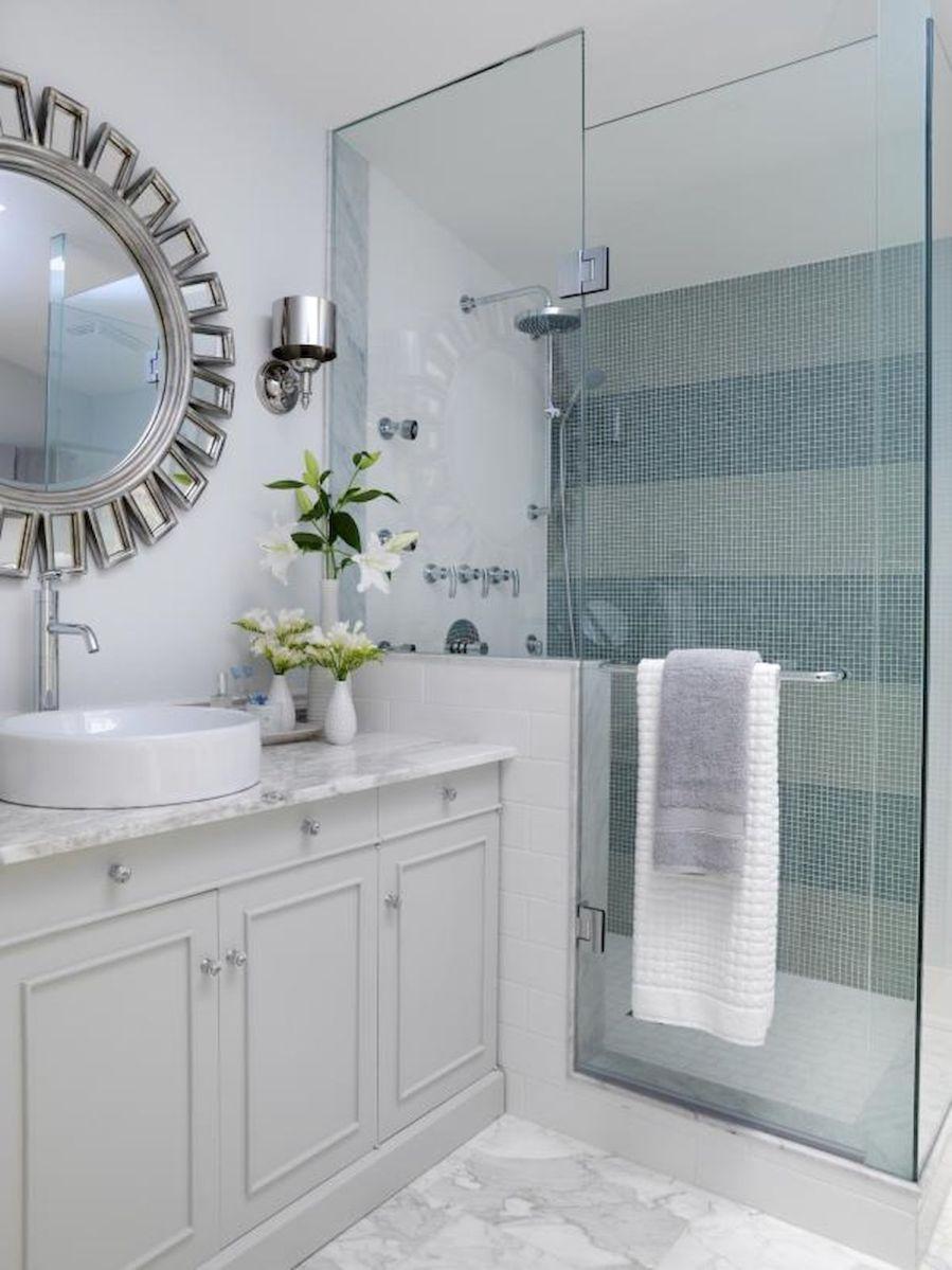 54 Amazing Small Bathroom Remodel Ideas (2)