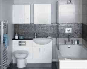 54 Amazing Small Bathroom Remodel Ideas (30)