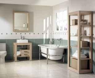 54 Amazing Small Bathroom Remodel Ideas (44)