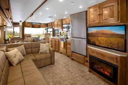 60 Best RV Living Ideas and Tips Remodel (39)