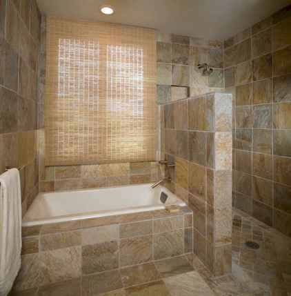 60 Master Bathroom Shower Remodel Ideas (18)