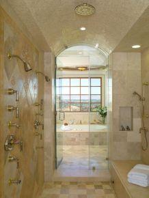 60 Master Bathroom Shower Remodel Ideas (2)