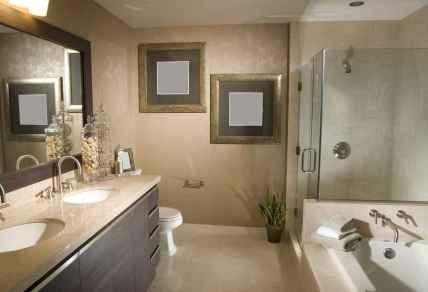 60 Master Bathroom Shower Remodel Ideas (32)