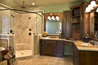 60 Master Bathroom Shower Remodel Ideas (52)