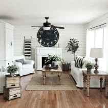 60 Modern Farmhouse Living Room Decor Ideas (15)
