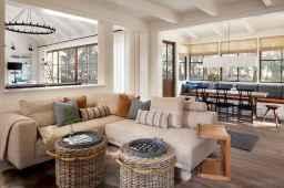 60 Modern Farmhouse Living Room Decor Ideas (49)