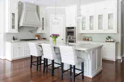 70 Luxury White Kitchen Design Ideas And Decor (19)