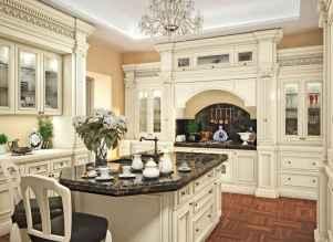 70 Luxury White Kitchen Design Ideas And Decor (51)