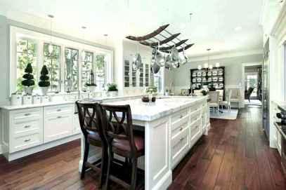 70 Luxury White Kitchen Design Ideas And Decor (55)