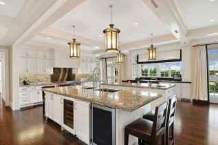 70 Luxury White Kitchen Design Ideas And Decor (6)