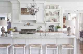 70 Luxury White Kitchen Design Ideas And Decor (62)
