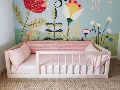 23 Awesome Small Nursery Design Ideas (13)