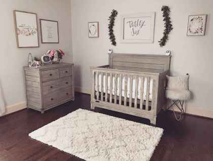 30 Adorable Rustic Nursery Room Ideas (13)