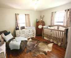 30 Adorable Rustic Nursery Room Ideas (9)