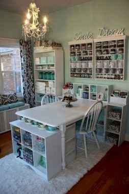 30 Awesome Craft Rooms Design Ideas (28)