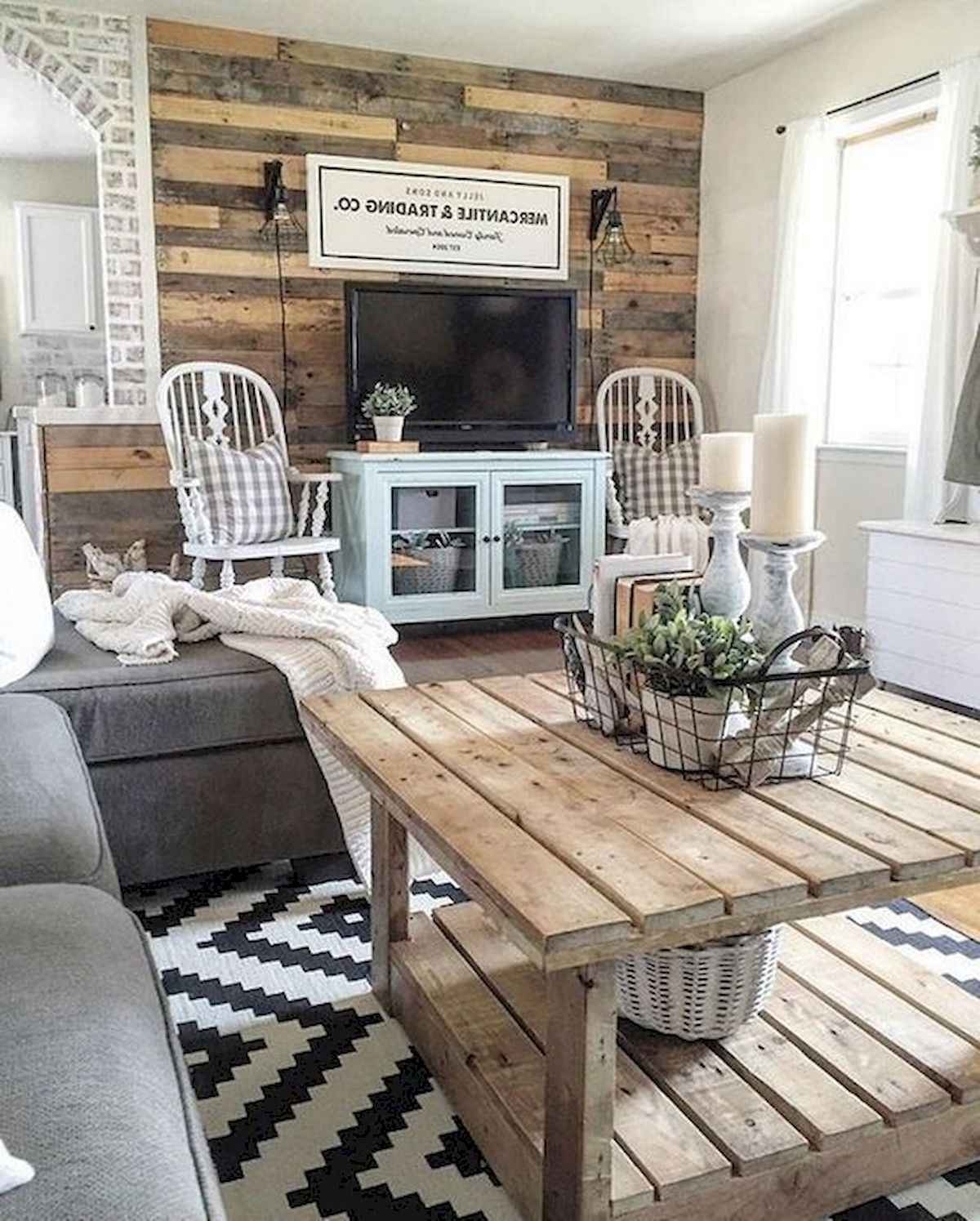 14 Small Living Room Decorating Ideas: 33 Best Farmhouse Living Room TV Stand Design Ideas (14