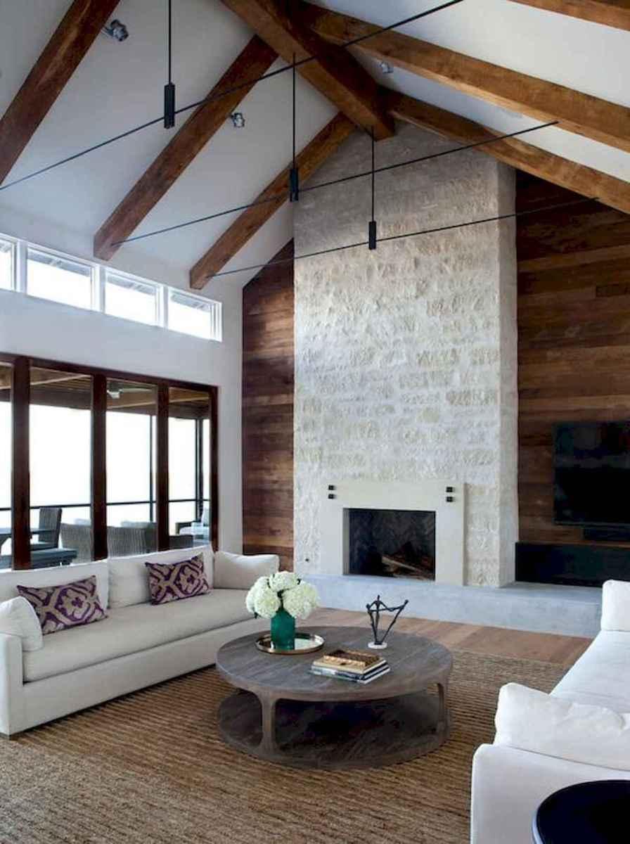 33 Farmhouse Living Room Flooring Ideas (2)