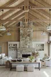 33 Farmhouse Living Room Flooring Ideas (27)