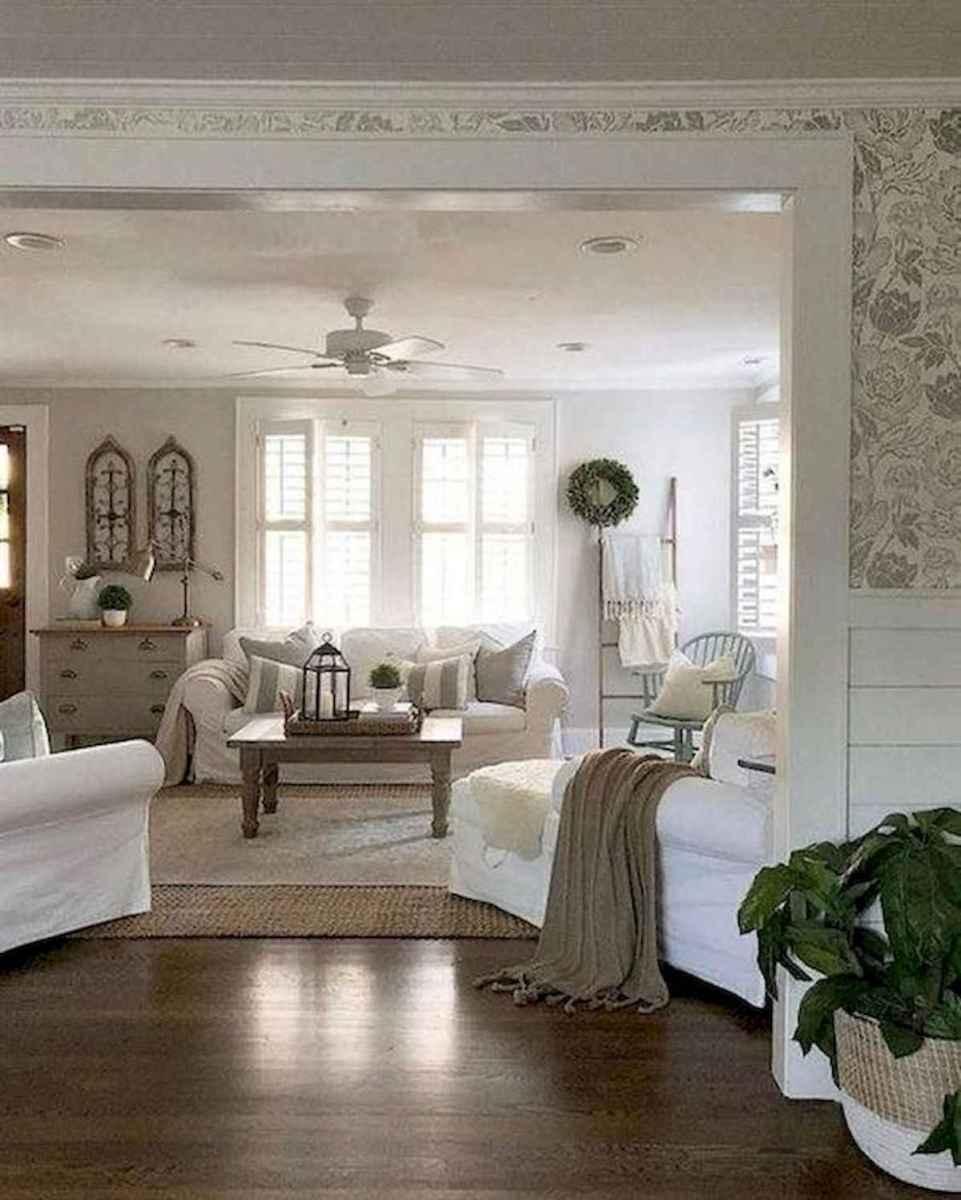 33 Farmhouse Living Room Flooring Ideas (4)