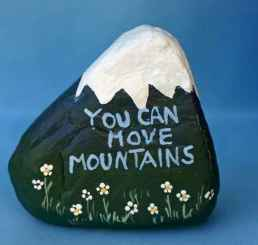 35 Awesome Painted Rocks Quotes Design Ideas (29)