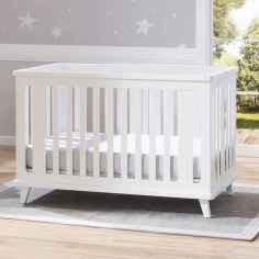 40 Adorable Neutral Nursery Room Ideas (30)