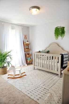 40 Adorable Neutral Nursery Room Ideas (36)