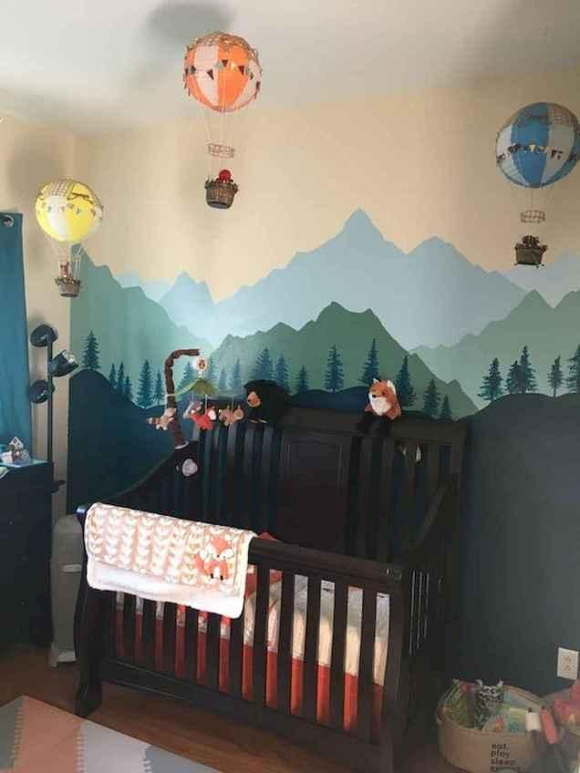 40 Adorable Neutral Nursery Room Ideas (37)