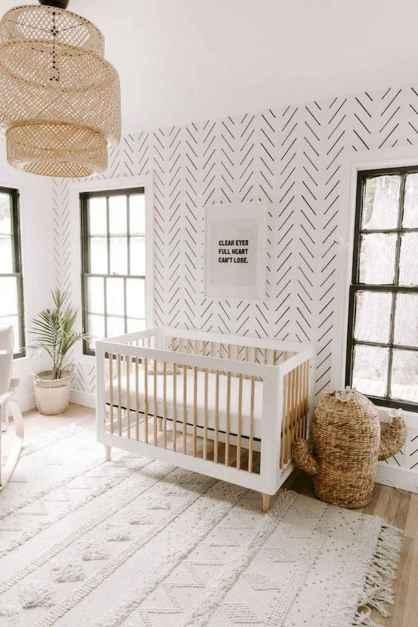 40 Adorable Neutral Nursery Room Ideas (8)