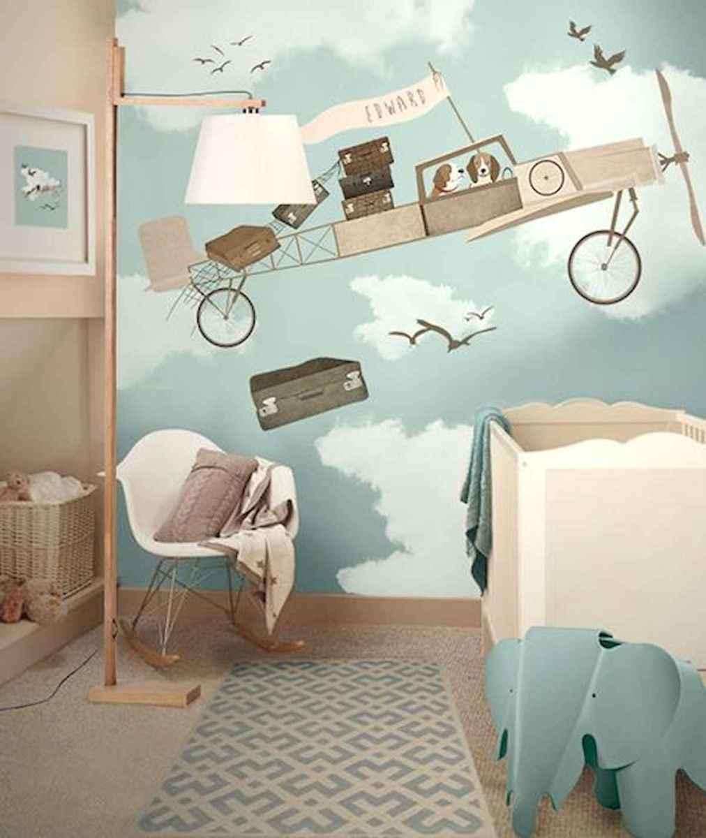 40 Adorable Nursery Room Ideas For Boy (19)