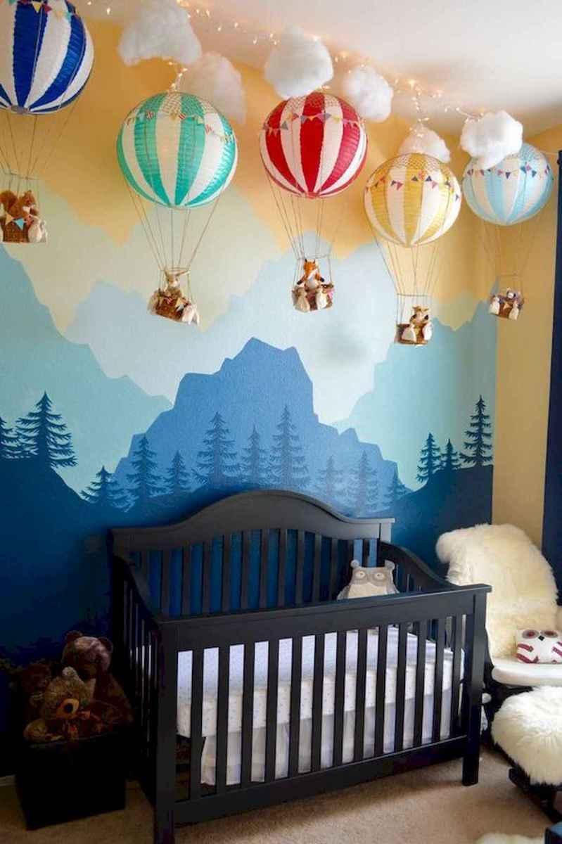 40 Adorable Nursery Room Ideas For Boy (27)