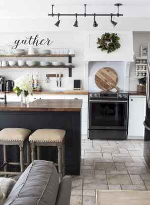 25 Best Fixer Upper Farmhouse kitchen Design Ideas (14)