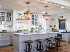 25 Best Fixer Upper Farmhouse kitchen Design Ideas (19)