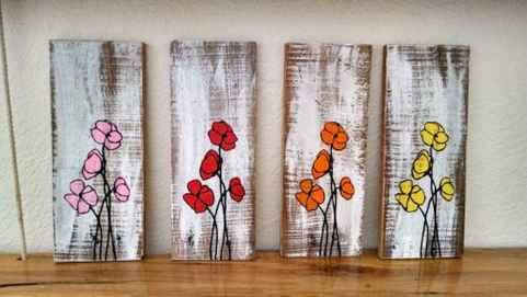 30 Easy DIY Pallet Wall Art Ideas (3)