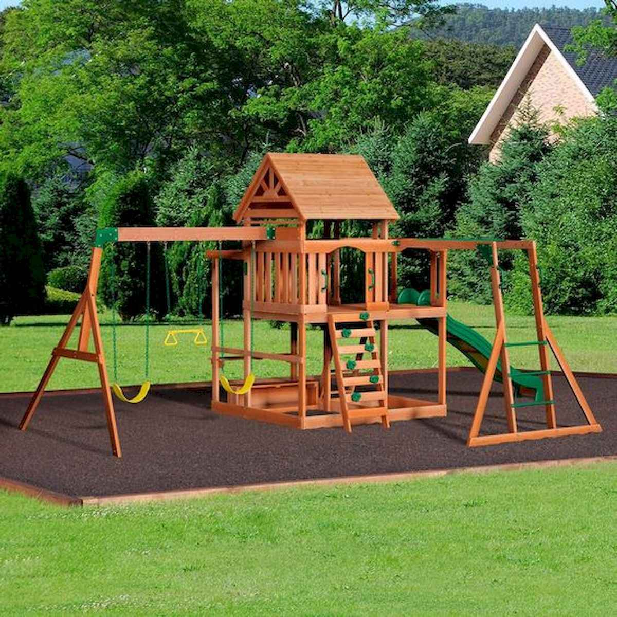30 Fantastic Backyard Kids Ideas Play Spaces Design Ideas And Remodel (29)