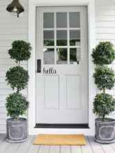 40 Awesome Farmhouse Porch Design Ideas And Decorations (22)
