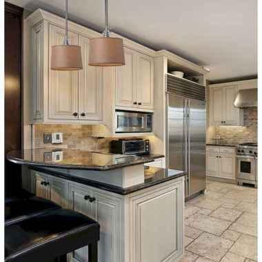 40 Best Farmhouse Kitchen Cabinets Design Ideas (39)