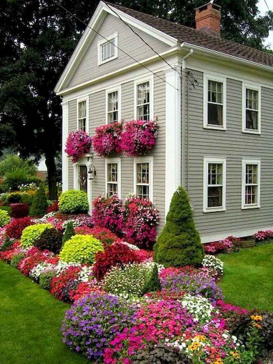 40 Cool Front Yard Garden Landscaping Design Ideas And Remodel (13)