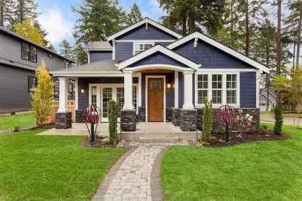 40 Cool Front Yard Garden Landscaping Design Ideas And Remodel (19)