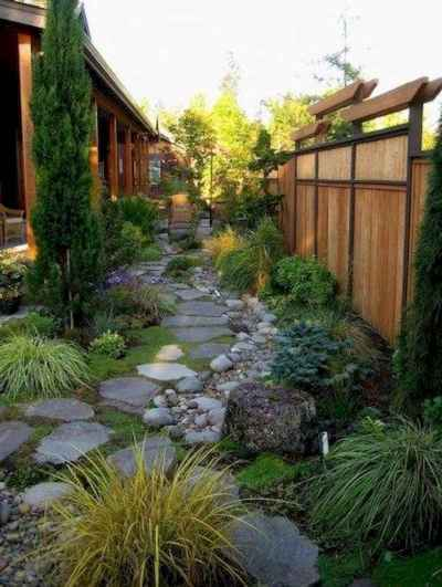 40 Cool Front Yard Garden Landscaping Design Ideas And Remodel (33)