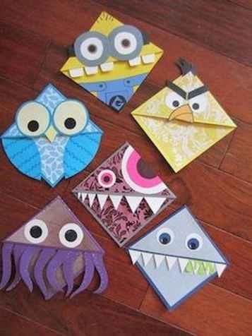 40 Easy Art Ideas For Kids (40)