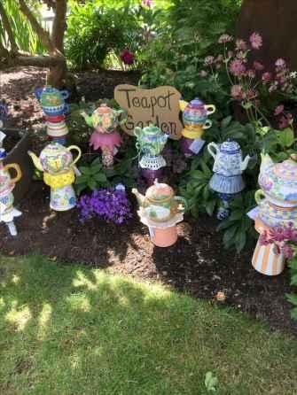 43 Creative DIY Garden Art Design Ideas And Remodel (21)
