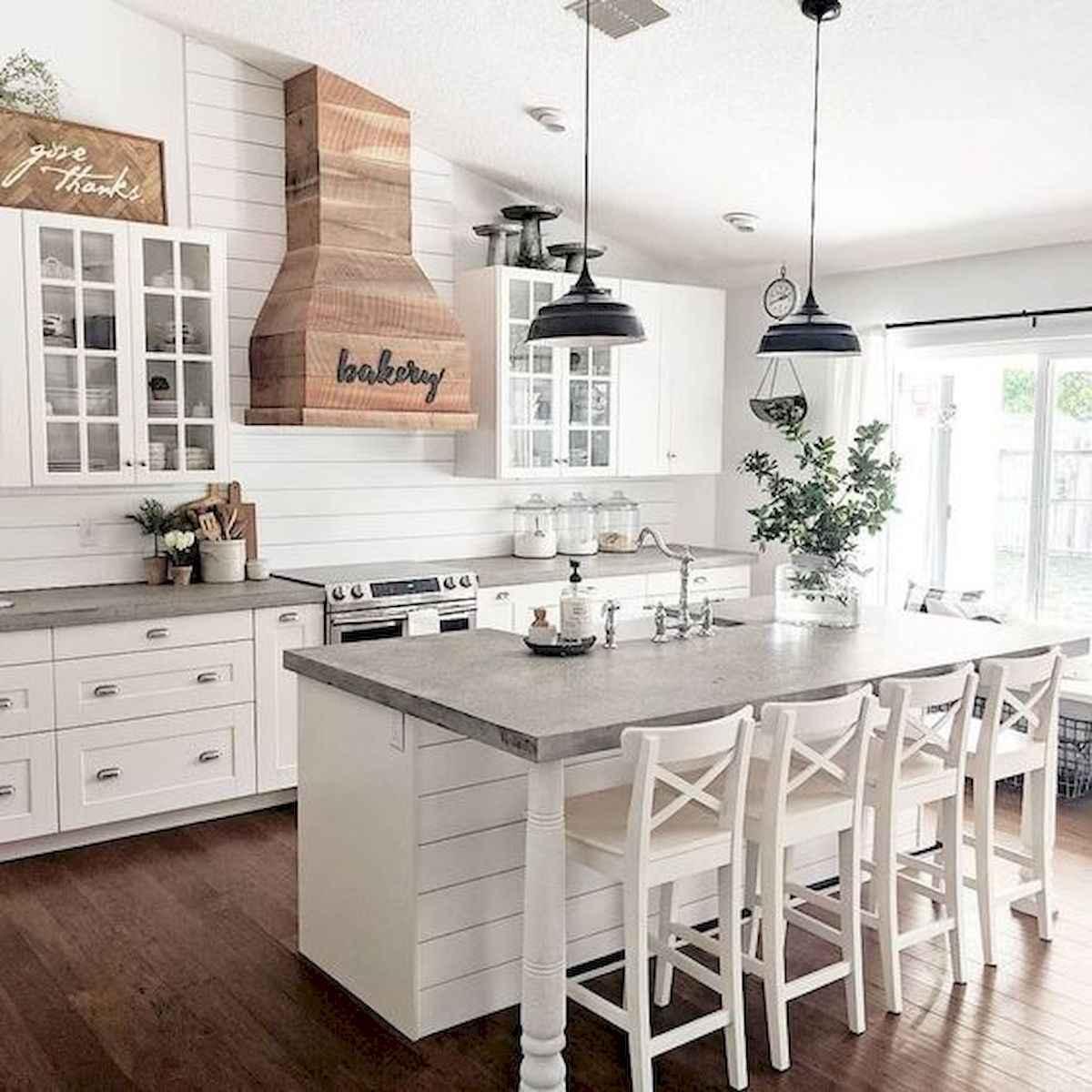 50 Best Modern Farmhouse Kitchen Island Decor Ideas 6