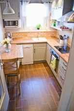 50 Best Small Kitchen Design Ideas And Decor (42)