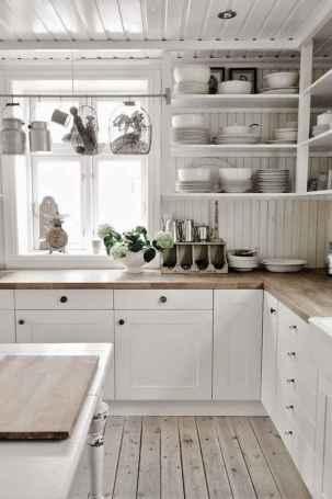 50 Best White Kitchen Design Ideas To Inspiring Your Kitchen (13)