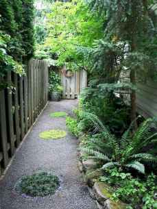 50 Fabulous Side Yard Garden Design Ideas And Remodel (28)