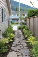 50 Fabulous Side Yard Garden Design Ideas And Remodel (30)