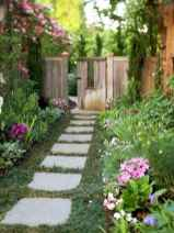 50 Fabulous Side Yard Garden Design Ideas And Remodel (37)