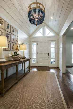 50 Stunning Farmhouse Entryway Design Ideas You Must Try In 2019 (26)