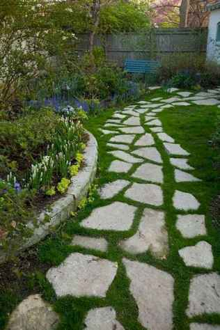 60 Awesome Garden Path and Walkway Ideas Design Ideas And Remodel (54)